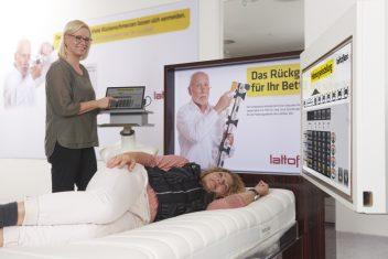 Möglichkeiten der Einstellungen eines guten Bettsystems