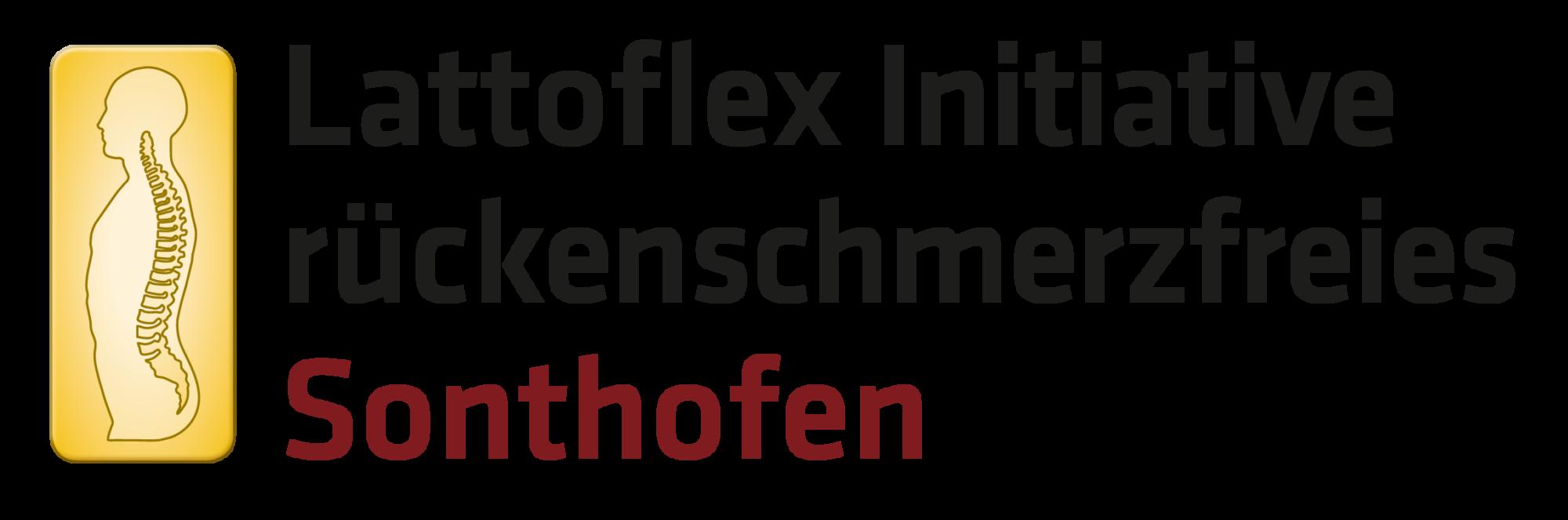 Initiative Rückenschmerzfreies Sonthofen Logo